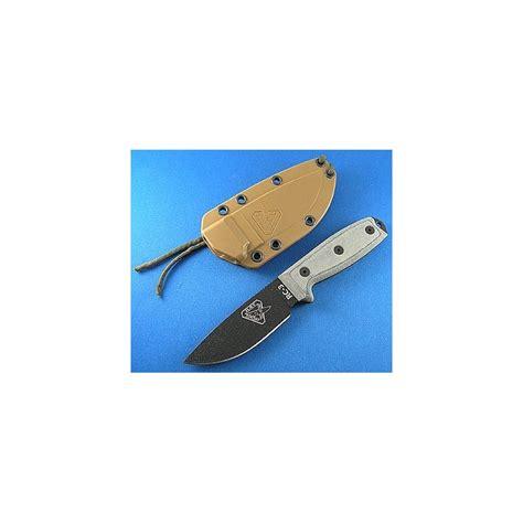 esee rc3 couteau de survie esee model 3 standard edge rc3 carbone