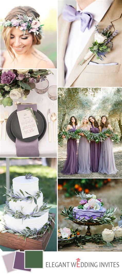 wedding colour schemes lilac top 5 hot chic boho wedding ideas for 2017 trends