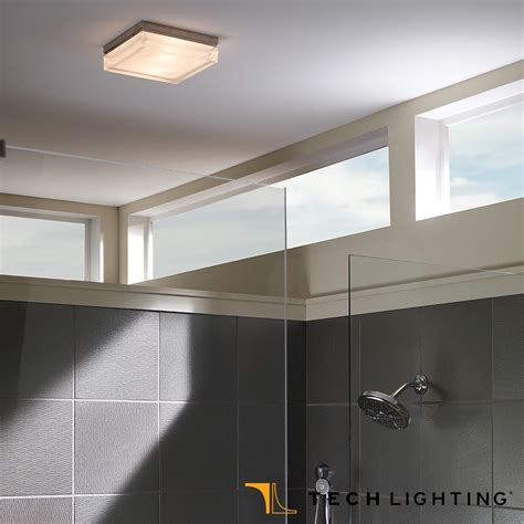 tech lighting flush mount boxie flushmount tech lighting metropolitandecor