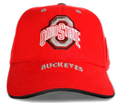 osu colors the ohio state buckeyes school color cap