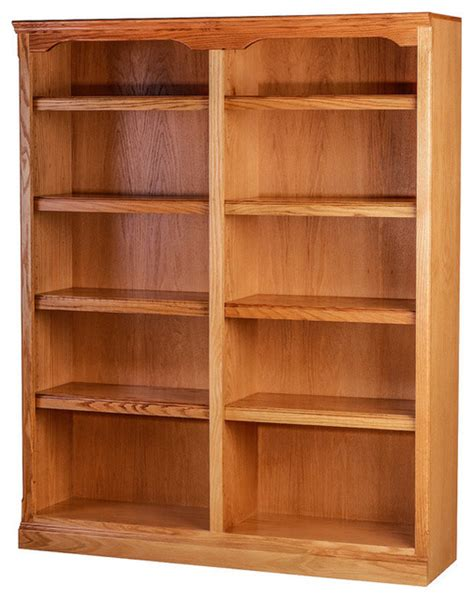 Traditional Oak Bookcase Traditional Bookcases By Traditional Bookshelves
