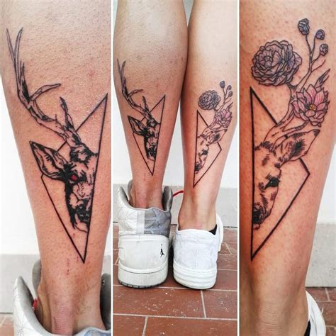 couple tattoo on leg 60 couple tattoos to keep the love forever alive