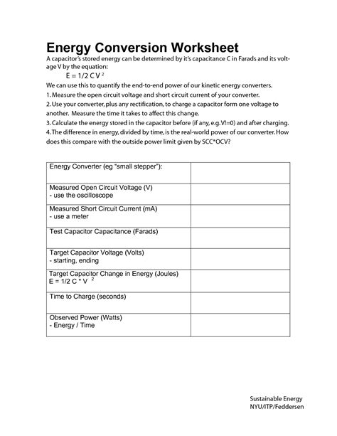 Of Conservation Of Energy Worksheet Answers by Conservation Of Energy Activity Middle School Growing