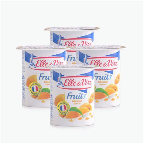 X2 Vire vire yogurt apricot 125g x4