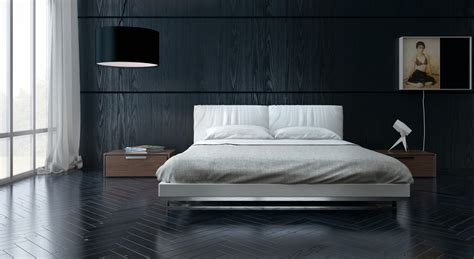 modern sleek design sleek bedrooms with cool clean lines