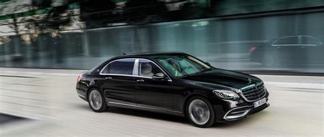 Mercedes 4matic by Der Neue Mercedes Maybach S 560 4matic