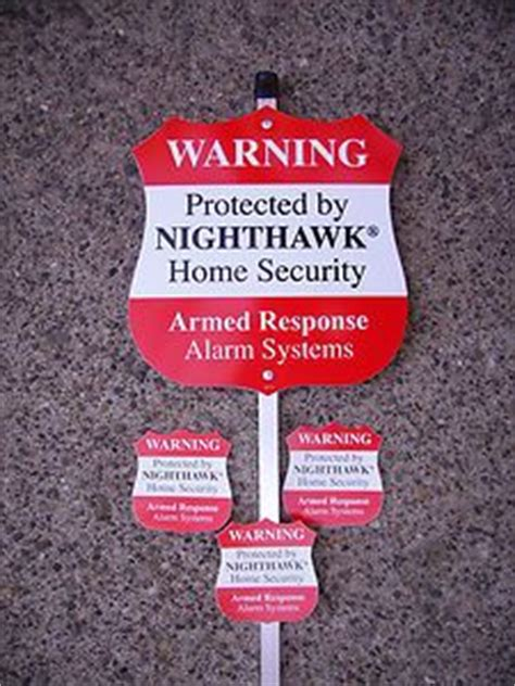 home security alarm brinks design yard sign w 3 adt l