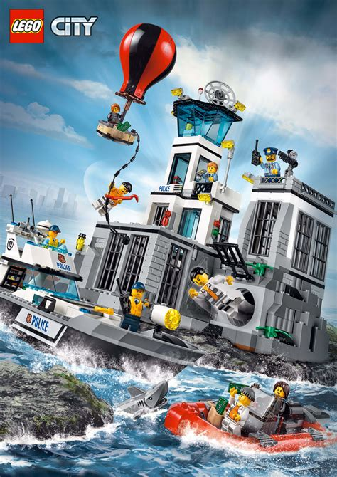 Plakat Lego by Prison Island Posters Lego 174 City Lego Us