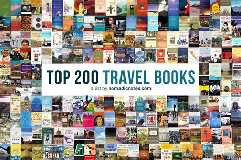 the best of for stay travel books best travel books a list of the top 200 travel related books