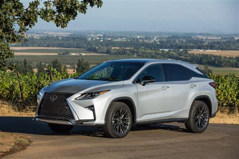 lexus rx 2016 lexus rx detailed in the us through 137 new photos