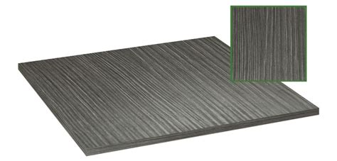 Melamine Table Top by Table Top In Melamine Gray Idfdesign