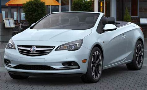 what colors is the 2017 buick cascada available in