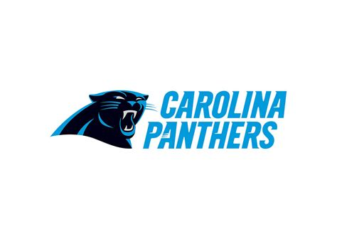 carolina panthers logo transfer decal wall decal shop