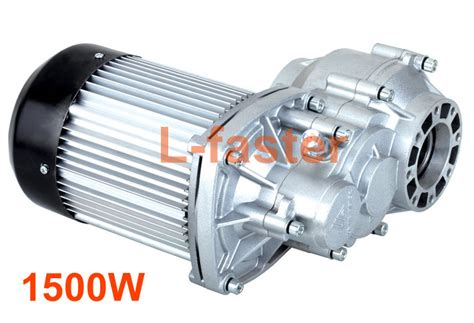 aliexpress buy 60v 1500w bldc motor electric