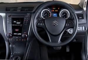 Suzuki Kizashi Interior In Digital Colour The New Suzuki Review