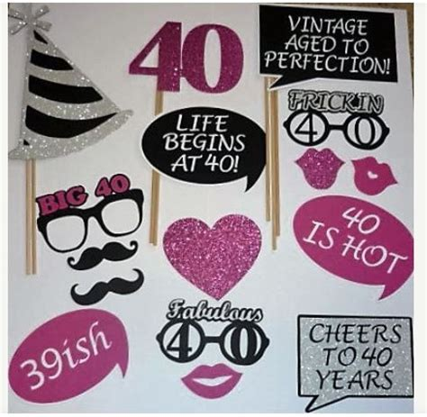 Fabulous At 40 Decorations by The World S Catalog Of Ideas