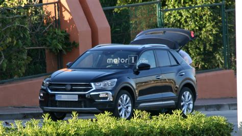 T Roc by 2018 Vw T Roc Spied With Camouflage