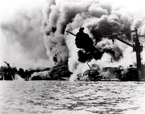 pictures from pearl harbor attack a date which will live in infamy pearl harbor december