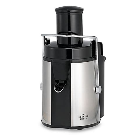 juicers at bed bath and beyond the sharper image 174 super juicer bed bath beyond