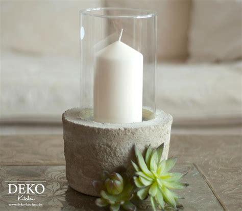 coole deko diy coole deko vase mit betonsockel deko kitchen