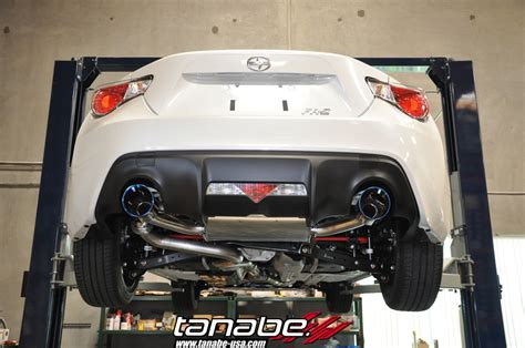 scion frs exhaust tanabe usa scion fr s r d updates