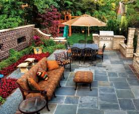 backyard renovation lavish living magazine