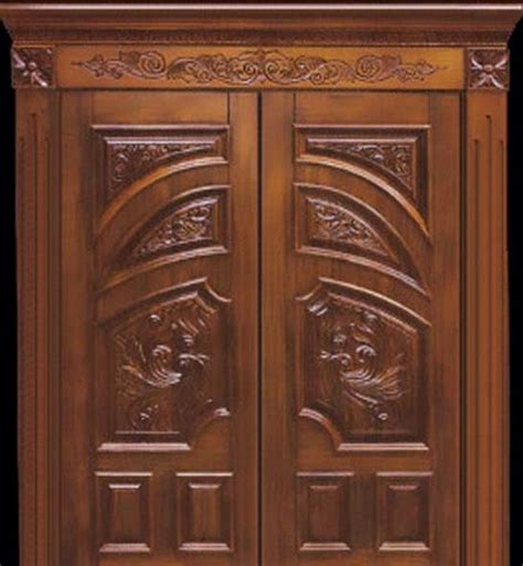Wood Front Door Designs Teak Wood Front Door Design Interior Home Decor
