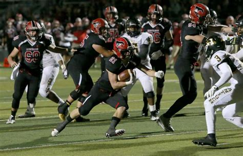north coast section football monte vista overpowers antioch for north coast section