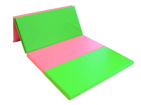 Sales Mat by Sale Pink And Green Of 4 X 8 X 2 Quot Gymnastics Mat