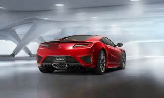 2016 acura nsx production model pictures 2016 acura nsx