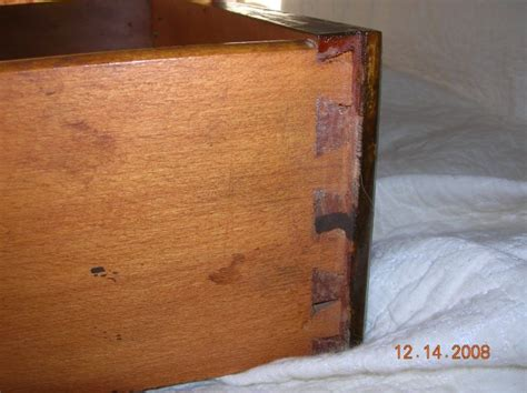 identification  type  dovetail joints