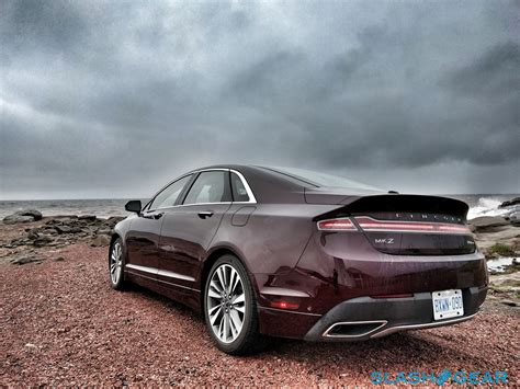 lincoln mk5 2017 lincoln mkz and mkz hybrid drive slashgear