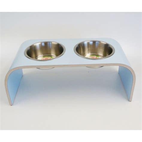 designer dog bowls raised designer dog bowl holder doggielicious