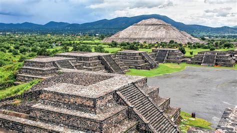 imagenes de ruinas aztecas ruinas de teotihuac 225 n