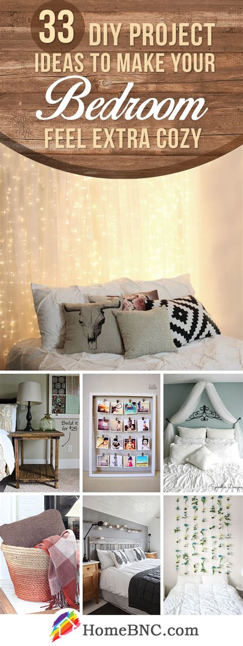 ways to make a bedroom cozy 33 best diy cozy bedroom project ideas and designs for 2018
