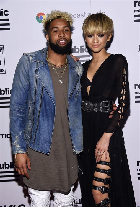trevor jackson spouse zendaya and odell beckham jr needed a chaperone at the