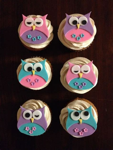 owl baby shower cupcakes 341 best images about cupcakes and treats on