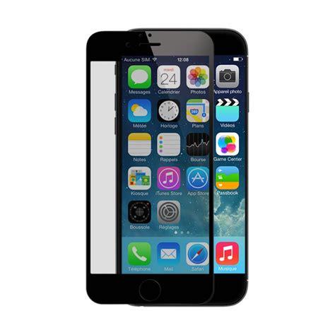vitre protectrice avant en verre tremp 233 pour iphone 7 la coque