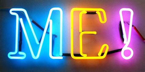 me sign lights colorful me sign by lite neon brite studio via flickr