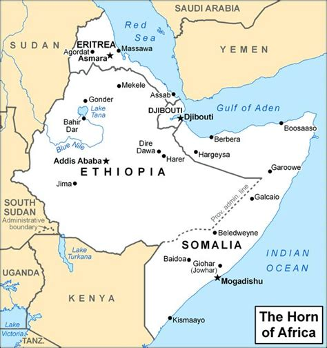 africa map horn of africa horn of africa quotes like success