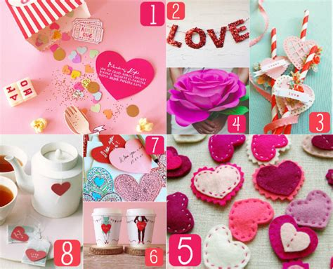things for valentines lovely things to make bake or buy this s day