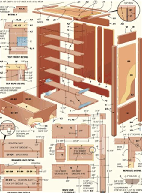 Free Jewelry Armoire Woodworking Plans Cool New Furniture Plans Gun Cabinet Dressor Table Home
