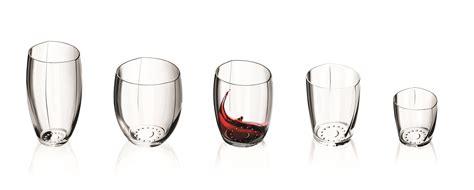 bicchieri cristallo colorati bicchieri di design imbottigliamento