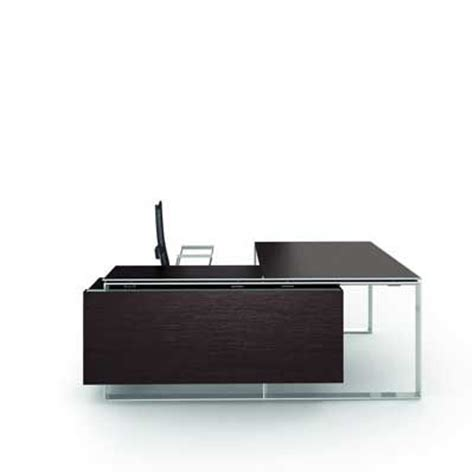 glass executive desk office furniture modern contemporary office desks and furniture executive