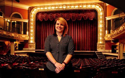 Waterville Opera House by Waterville Opera House Welcomes New Director With Varied