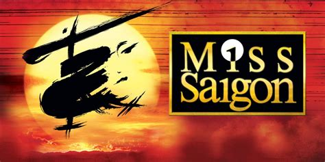 Awe Inspiring by Miss Saigon Birmingham Hippodrome