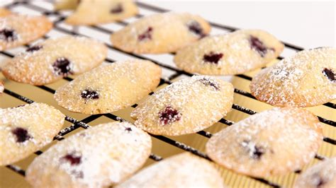 What I In Kitchen Recipe by Lemon Blueberry Madeleine Recipe Vitale In