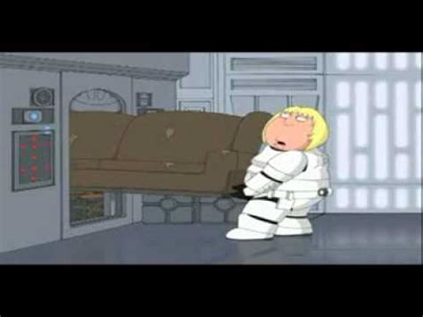 family guy couch tuner family guy presents blue harvest save the couch clip