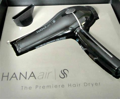 Hanaair Professional Hair Dryer in the city a carolina diy lifestyle