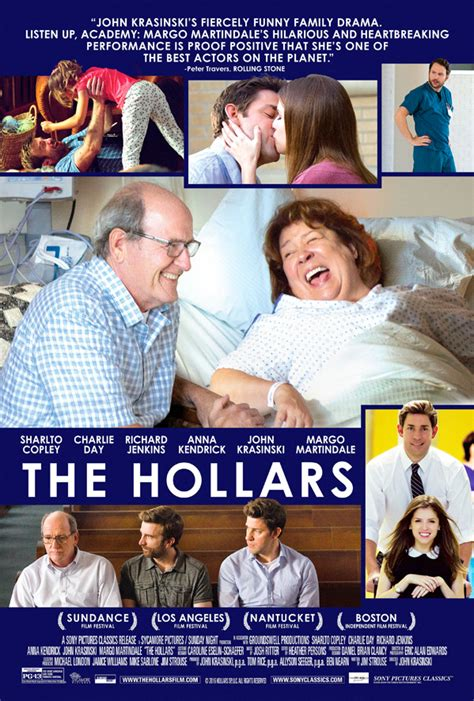 The Hollars 2016 Film The Hollars 2016 Movie Trailer Movie List Com